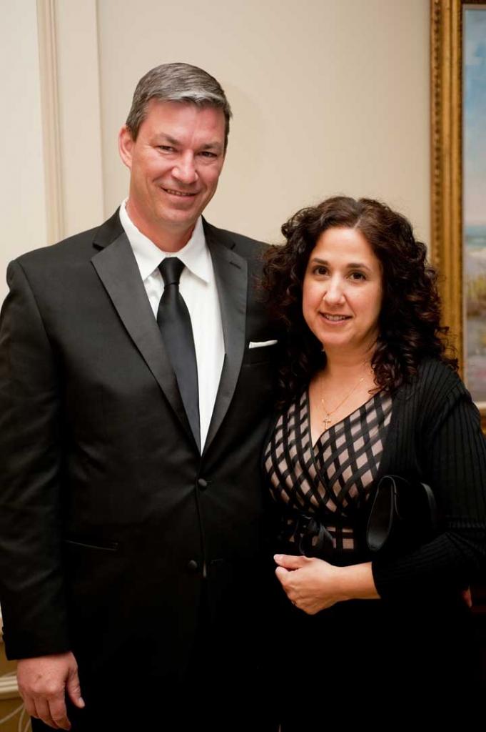 Brad and Theresa Jordan