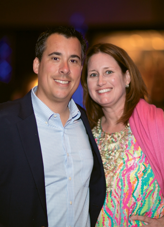 Todd and Ashley Setzer