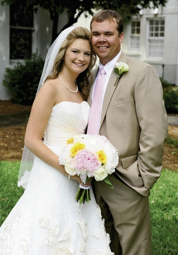 <p><br />Whitney Martin and Derek Paschal, June 9, 2012</p>