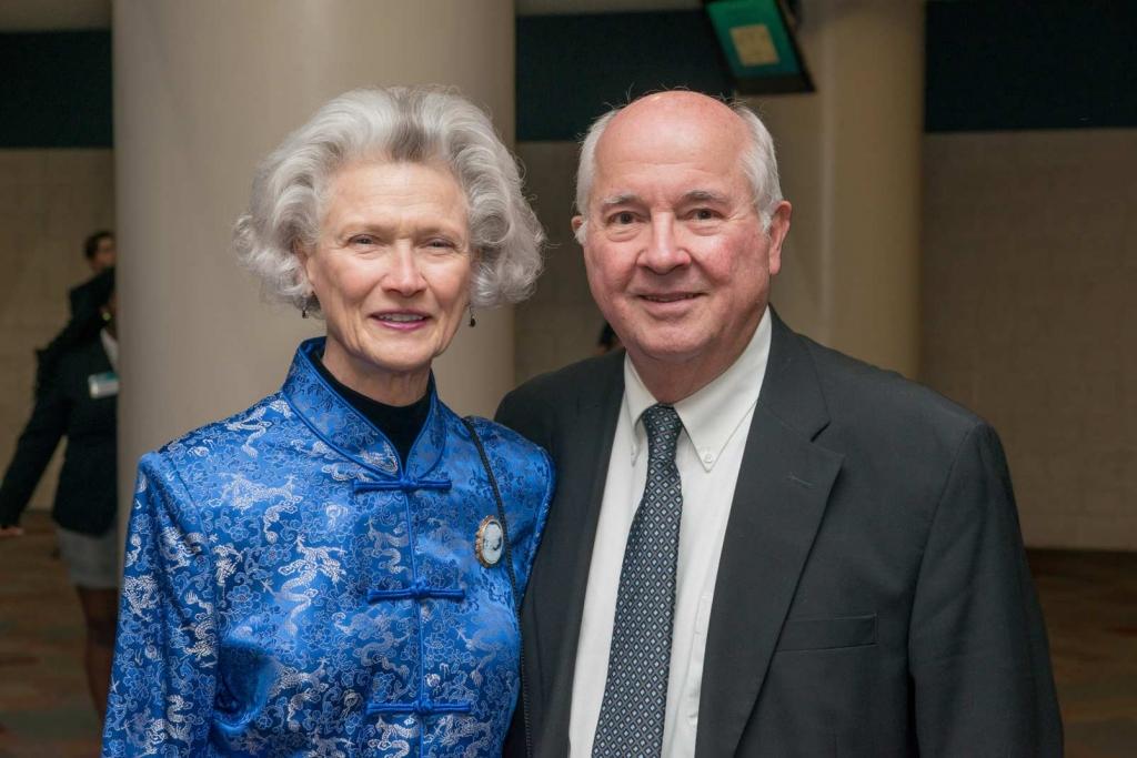 Deborah & John Vrooman