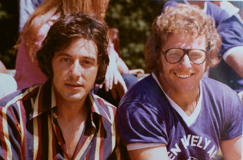Al Pacino and Howie.