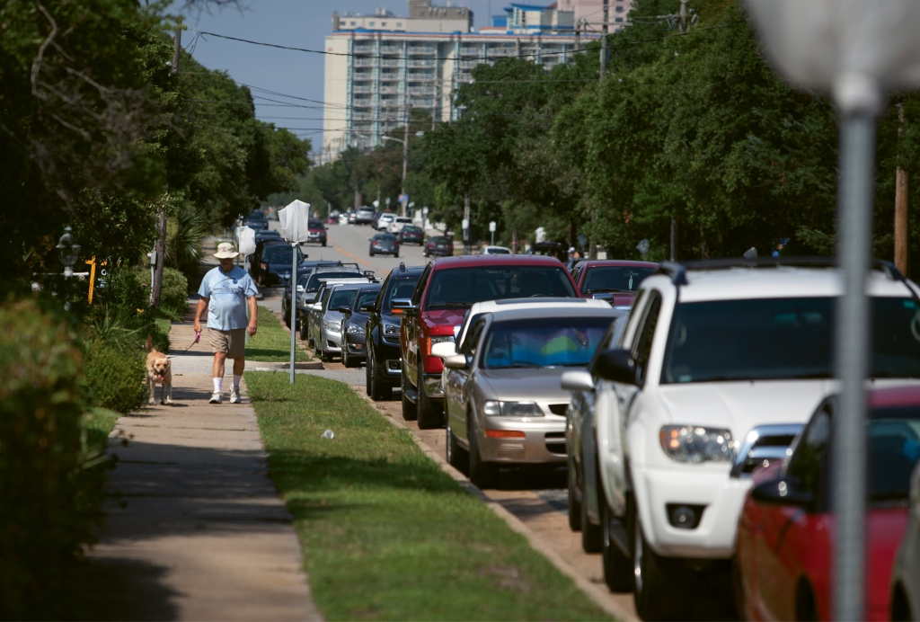 Myrtle Beach's Golden Mile has always been a popular parking spot for locals and visitors. In July, free parking in this location and at all beach accesses in Myrtle Beach came to an end.
