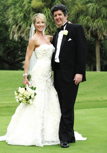<p><br />Annie Danielle Brown and David Edward Wells,August 20, 2011</p>