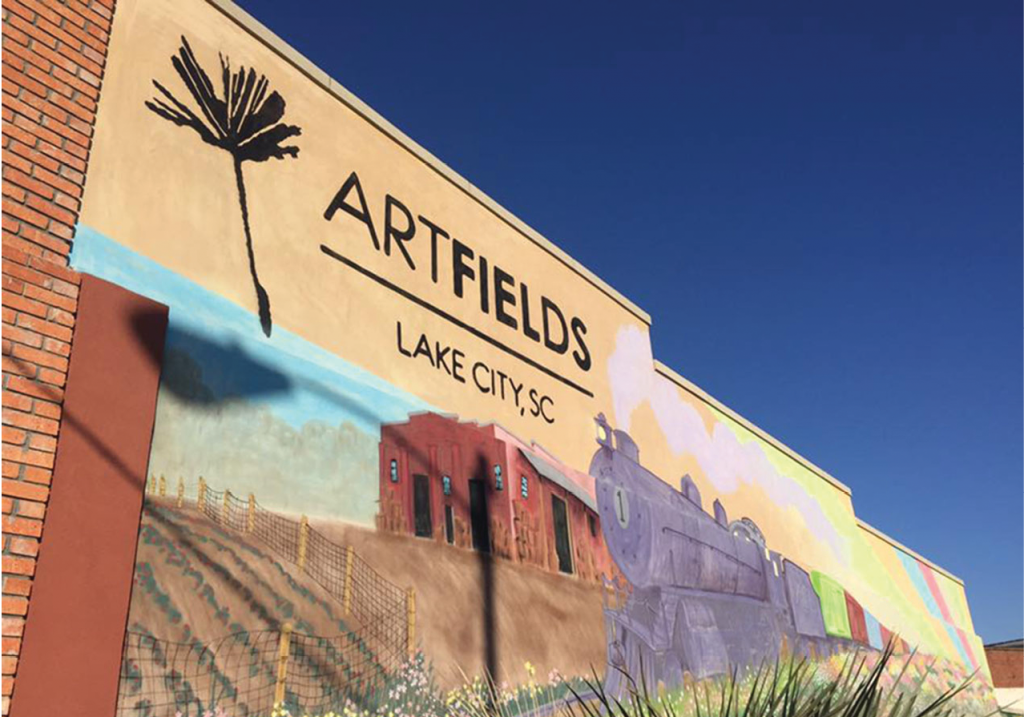 Lake City, the home of ArtFields, is cultivating a future in art