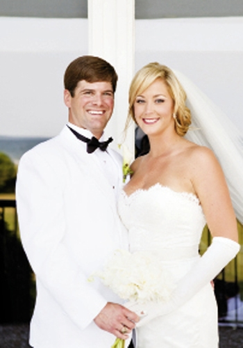 <p><br />Monica Nicole Hardee and William Matthew Hamer, June 4, 2011</p>