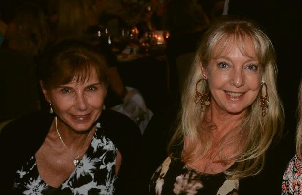 Jayne Matlock and Denise Mullen