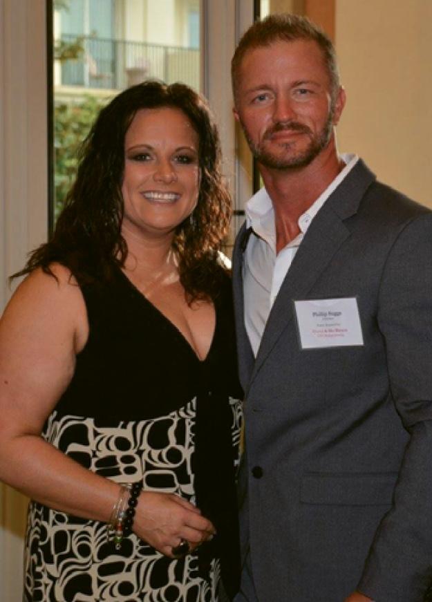 Jenny and Phillip Suggs