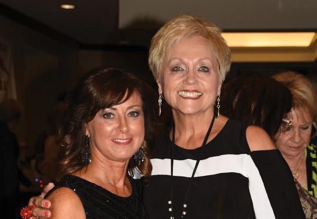 Jeri McCumbee and Marilyn Hatley