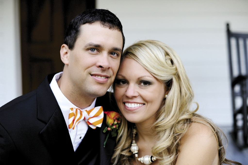 <p><br />Megan Fecteau and Troy Morris October 1, 2011</p>