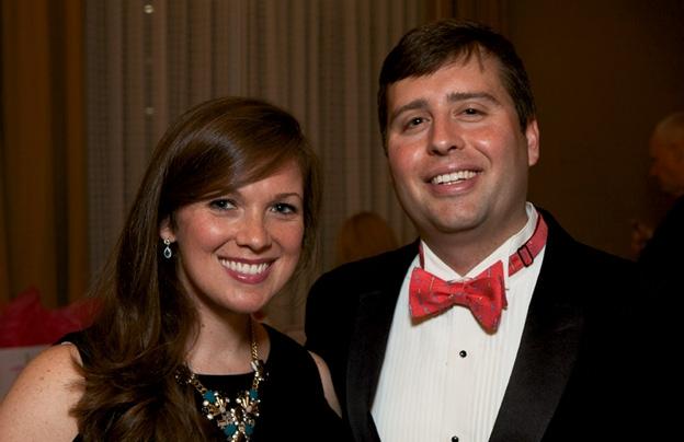 Jillian and Robert Sansbury