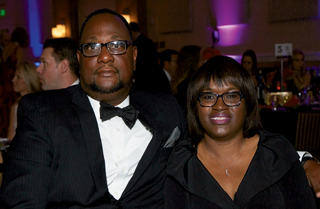 James and LaTonya Brown