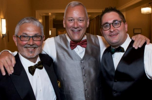 Mark Allison, Mark Branstrom and  Scott Branstrom