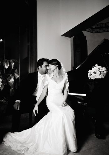 <p><br />Jessica Walters and Tawab Weiss December 17, 2011</p>