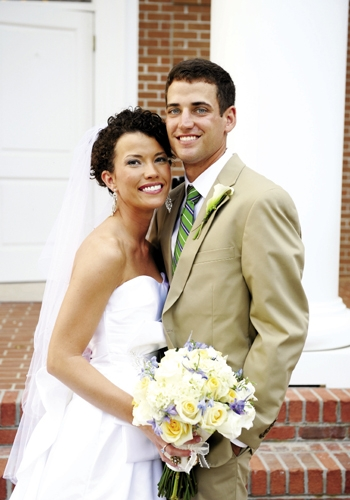 <p><br />Ashley Glasgow and Michael Langley August 20, 2011</p>