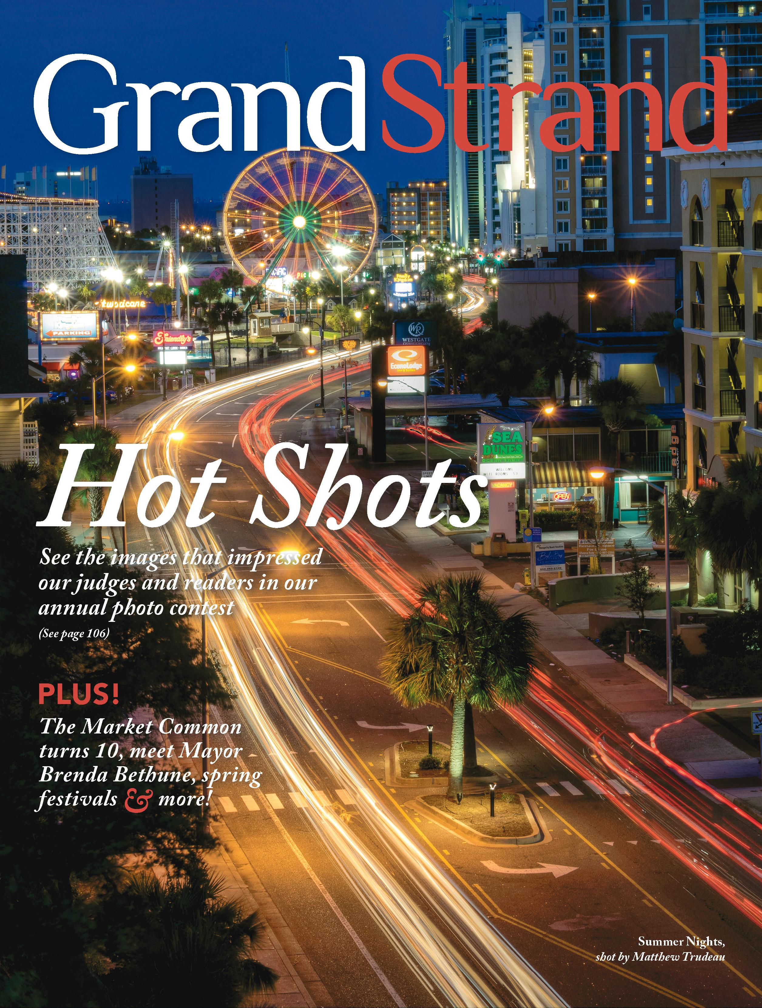Myrtle Beach SC - Grand Strand Magazine - February/March 2020