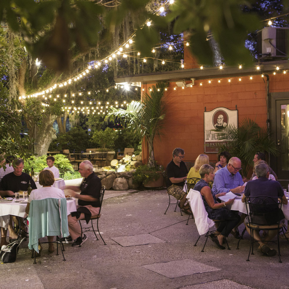 Myrtle Beach SC | Dining Alfresco | Grand Strand Magazine