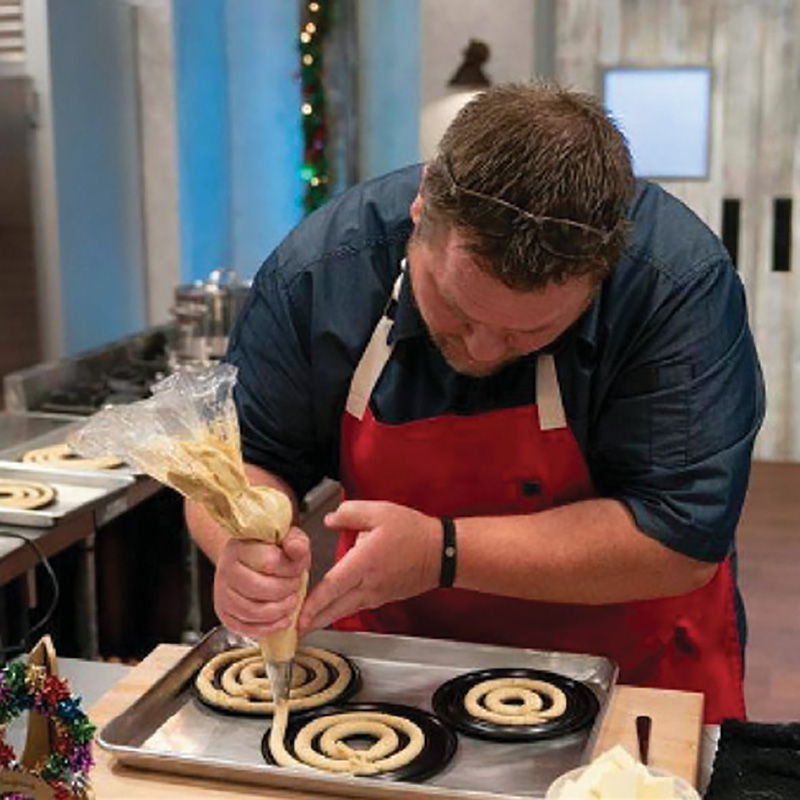 Meet Master Pastry Chef Geoffrey Blount And Learn How He Wows With His Sweet Artistry Myrtle Beach Sc Grand Strand Magazine