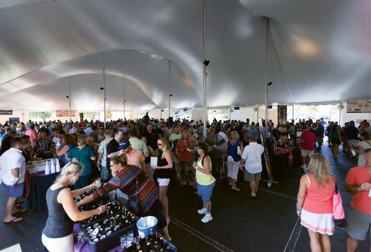 Coastal Uncorked Food And Wine Festival