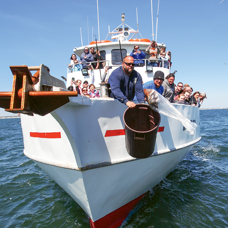 A Day In The Life Of A Calabash Shrimp Boat Captain Myrtle Beach Sc Grand Strand Magazine