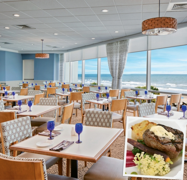The 5 Best Hotel Restaurants In The Myrtle Beach Area Myrtle Beach Sc Grand Strand Magazine