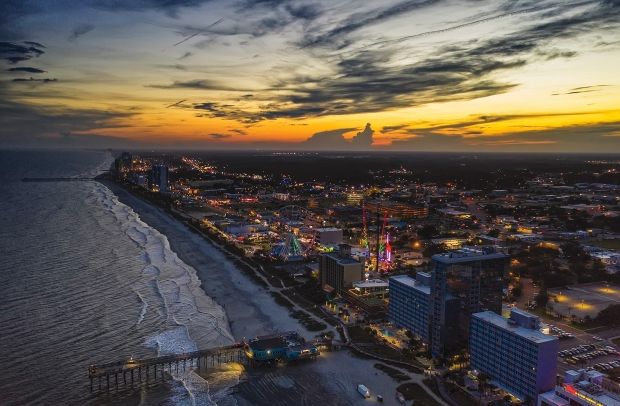 Myrtle Beach Recognized As 9th Best