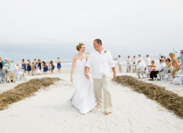 Beach Brides Myrtle Sc Grand Strand Magazine