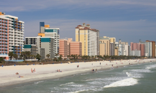 ... Real Estate Market Along The Grand Strand Is Driven By The Turnover Of  Condominium Units Along The Oceanfront. From Garden City To Little River,  ...
