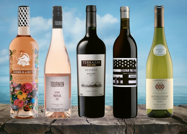 Wines For Summer Cookout On The Grand Strand