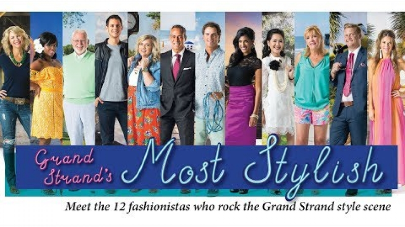 Embedded thumbnail for The Grand Strand's Most Stylish Photo Shoot 2017