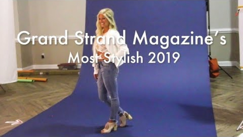 Embedded thumbnail for The Grand Strand's Most Stylish 2019