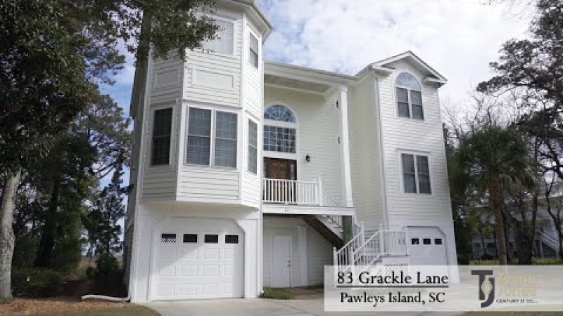 Embedded thumbnail for 83 Grackle Lane, Pawleys Island, SC: A Special Piece of Paradise