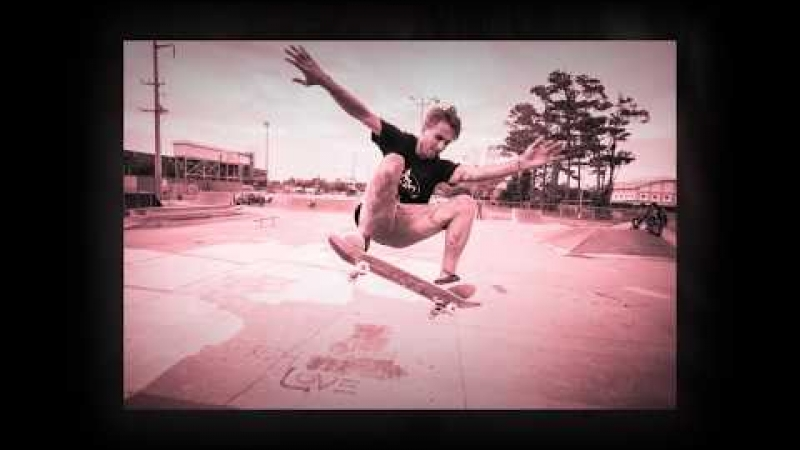 Embedded thumbnail for Matt Hughes Skate Park