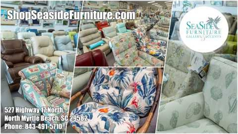 Embedded thumbnail for Seaside Furniture Gallery October Sale