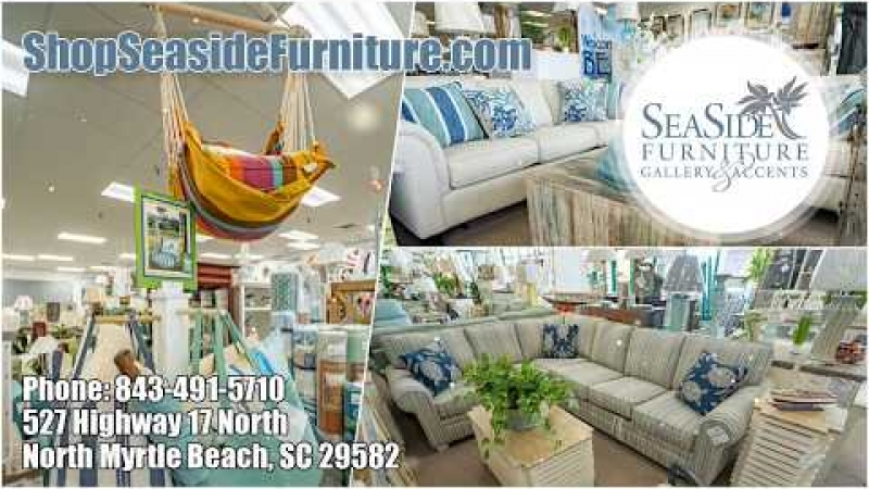 Embedded thumbnail for Seaside Furniture Gallery June Sale