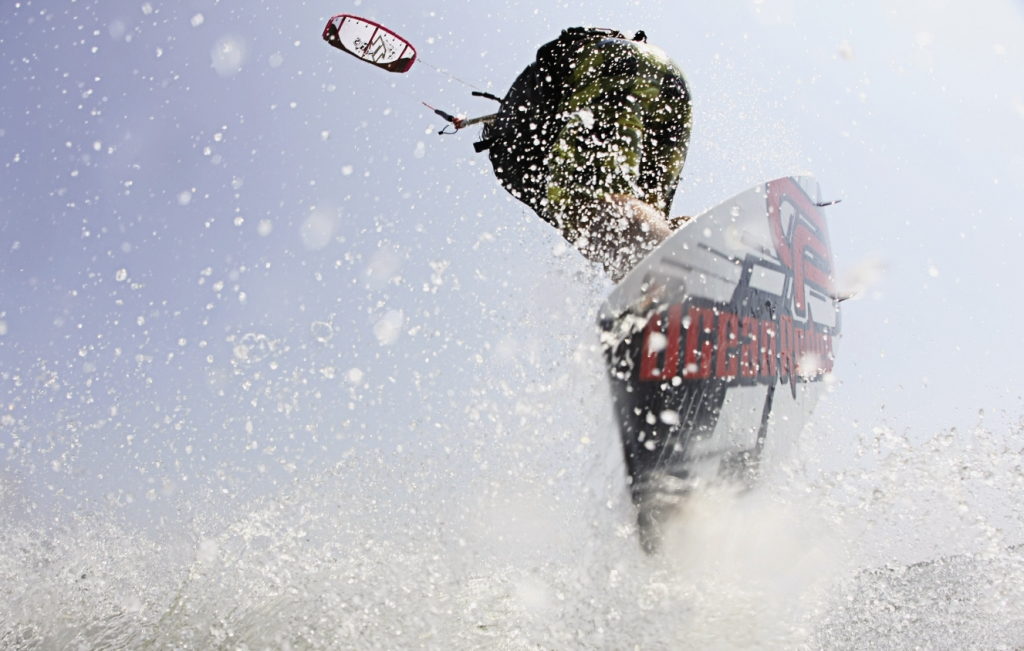 Kite, rider and board work together to create an adrenaline-producing experience as part of the world's fastest growing watersport.