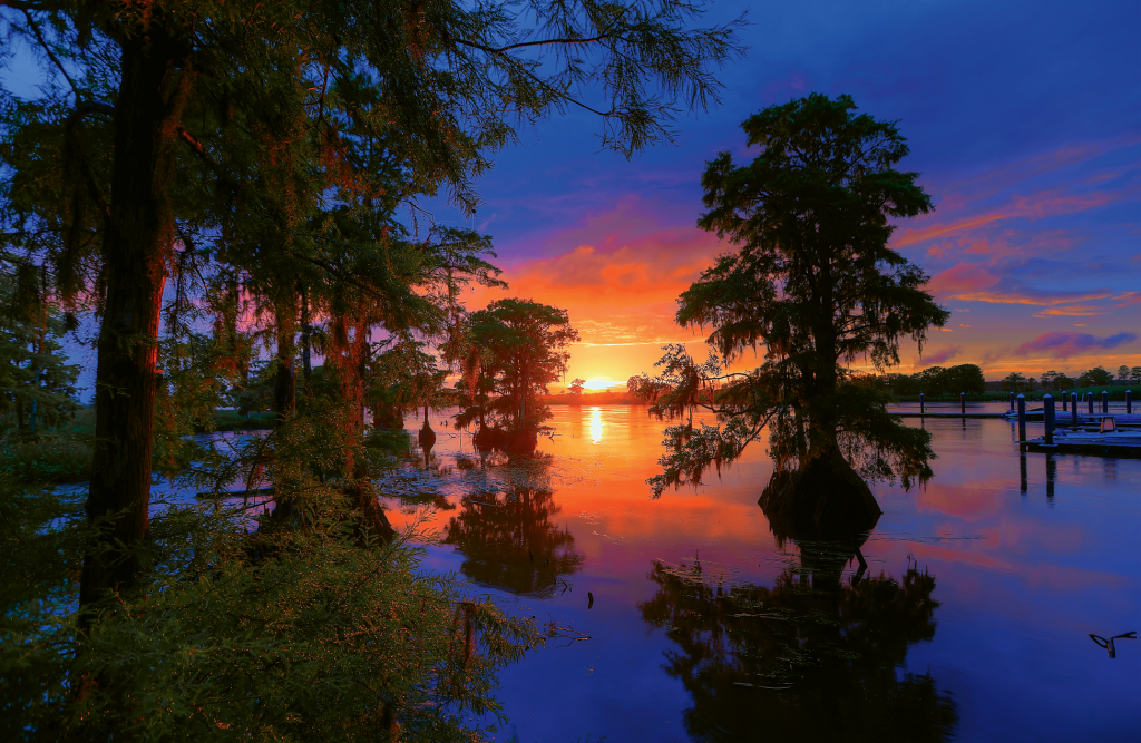 Fairytale Sunset - Jason Rosenberg - Waccamaw River, Pawleys Island