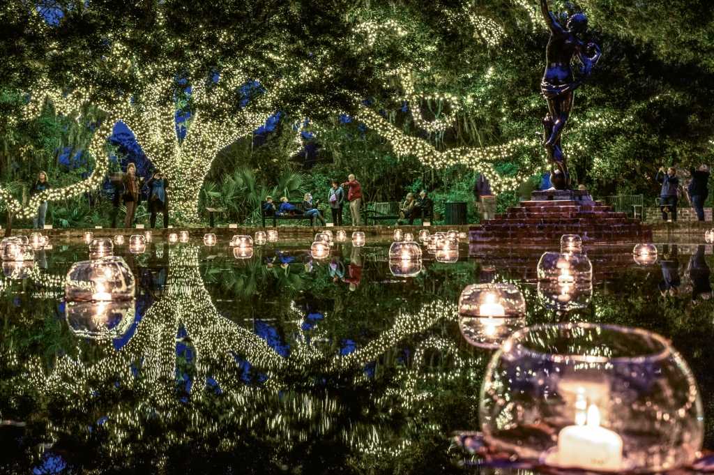 Beautiful Nights - Jason Plyler - Brookgreen Gardens, Murrells Inlet