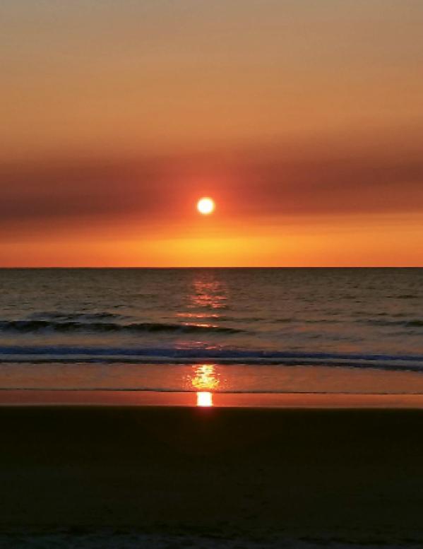 Be Still by Kesha Sims, Surfside Beach