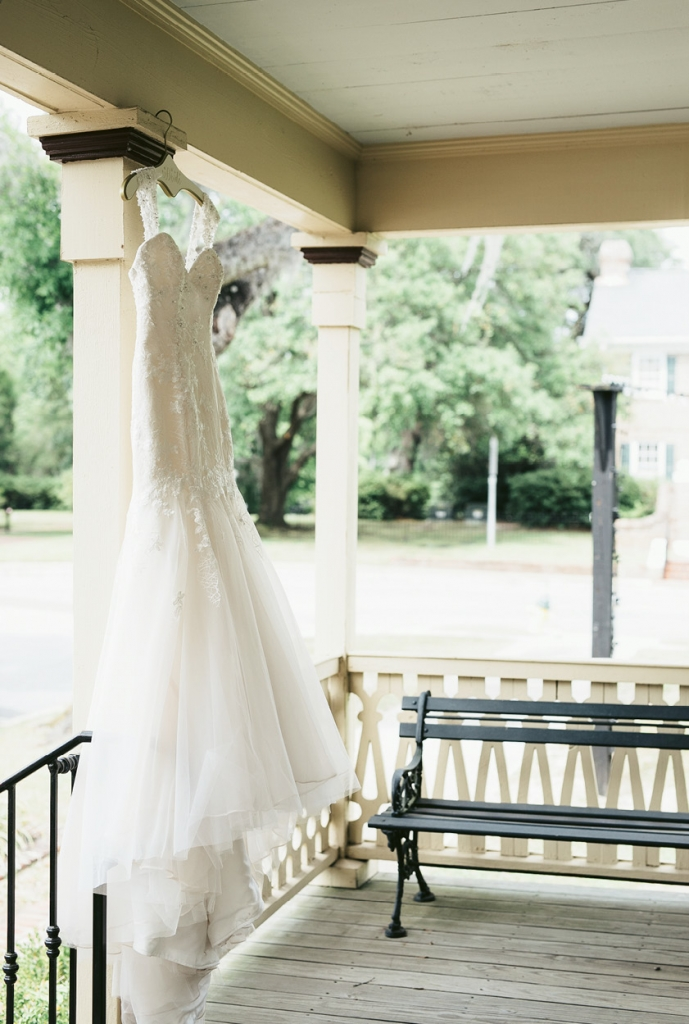 Southern Charm: Katy fell in love with the Lowcountry, just as she did her groom, Kurt, and it's exactly what she wanted as the backdrop of her Big Day.