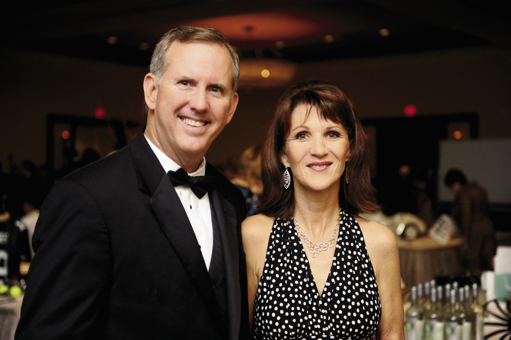 Steve and Carolyn Jones
