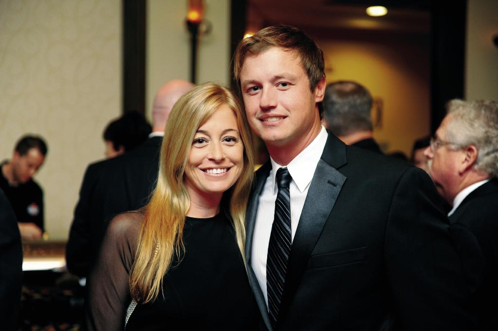 Michelle and Mark Sturzenbecker