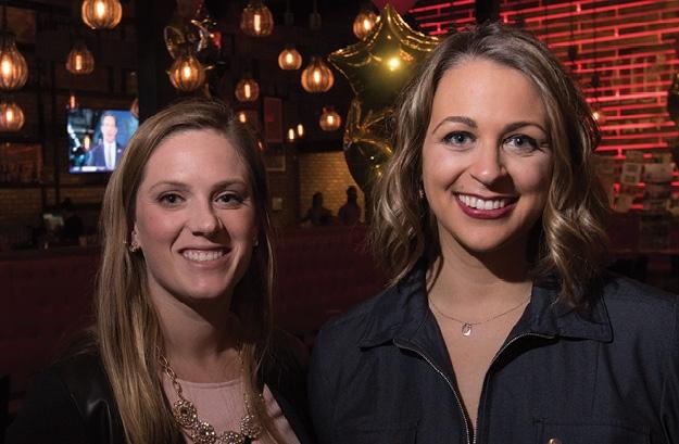 Rachel Ammon and Ashley Henley