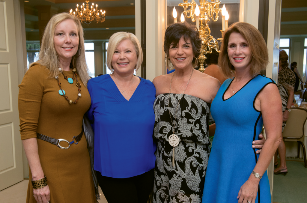 Sara Dee Timmerman, Jenny Highfill, Katrina Jones and Sue Mozingo