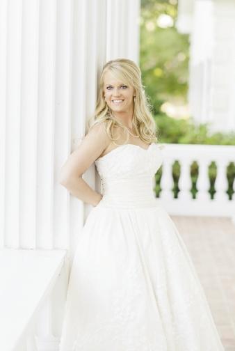 The Bride: Hillary Hawks