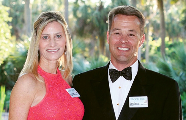 Cindy and Ryan Swaim
