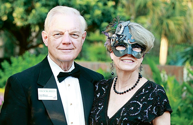 Gary and Pamela Mason