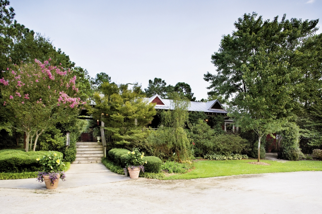 Mighty Muscadine:<br />La Belle Amie Vineyard on S.C. 90, near the North Myrtle Beach / Little River line, stays open year round with a gift shop and regular public events.