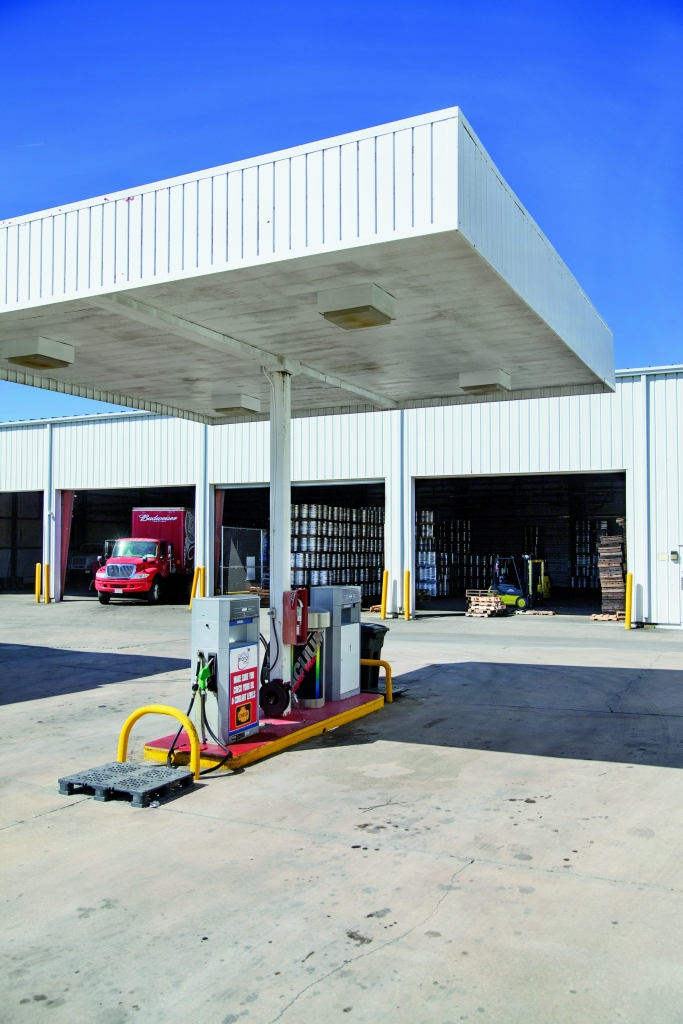 Better Brands comes with its own filling station and service center for some 90 trucks and sales vehicles. Massive warehouses keep an ever-expanding product line ready for eager retailers and consumers along the Grand Strand.