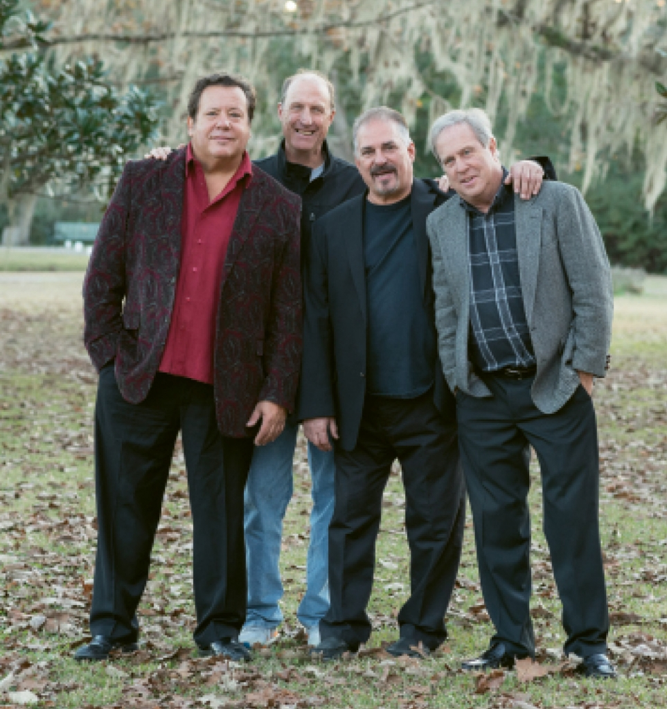 The Paul Grimshaw Band plays venues large and small along the Grand Strand.