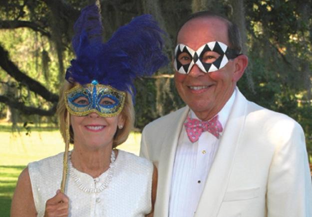 Kathy Bancroft and Jim Woodring